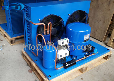 ประเทศจีน Maneurop Refrigeration scrool compressor Condensing Units For R134a/R22/R404/R507c  MT50/MTZ50 380V/50HZ 3HP ผู้ผลิต