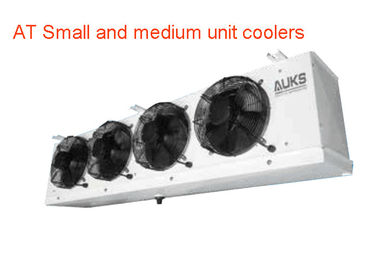 ประเทศจีน AUKS Small and medium unit coolers Refrigeration Evaporator for cold storage , AC 380V / 400 V 50/60hz ผู้ผลิต