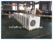 ประเทศจีน 24000W Standard Air Cooled Condenser In Refrigeration , Corrosion Resistance DD-37.2/200 โรงงาน