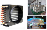 ประเทศจีน Air conditioner air cooled condenser coil FNA-0.25/1.3 , refrigerator condenser โรงงาน
