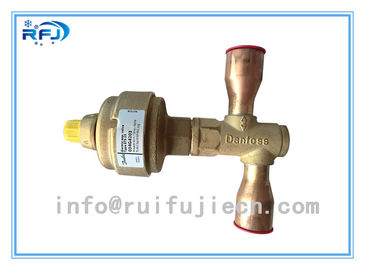 ประเทศจีน ETS Series Air Conditioner Expansion Valve  ETS250 034G2601 CE, ROHS R22 , R134A , R404A , R410A ผู้จัดจำหน่าย