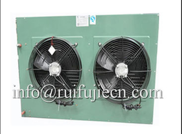 ประเทศจีน Black Or White Body Two Fans Condenser Unit For Air Conditioner , CC Approval ผู้จัดจำหน่าย